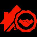 Home sale icon