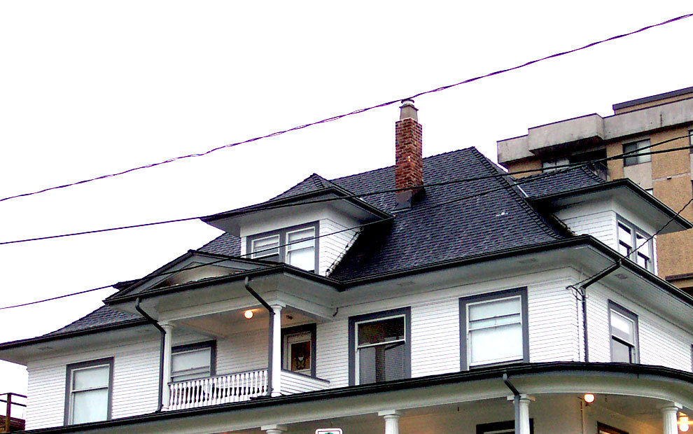 Heritage home roofing contractor