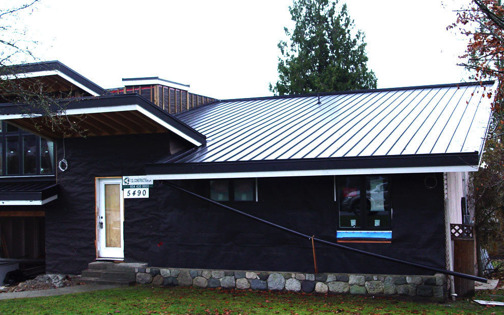 Additions roofing contractor