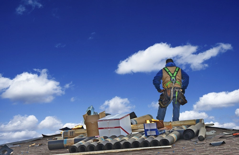 Vancouver roof repair company