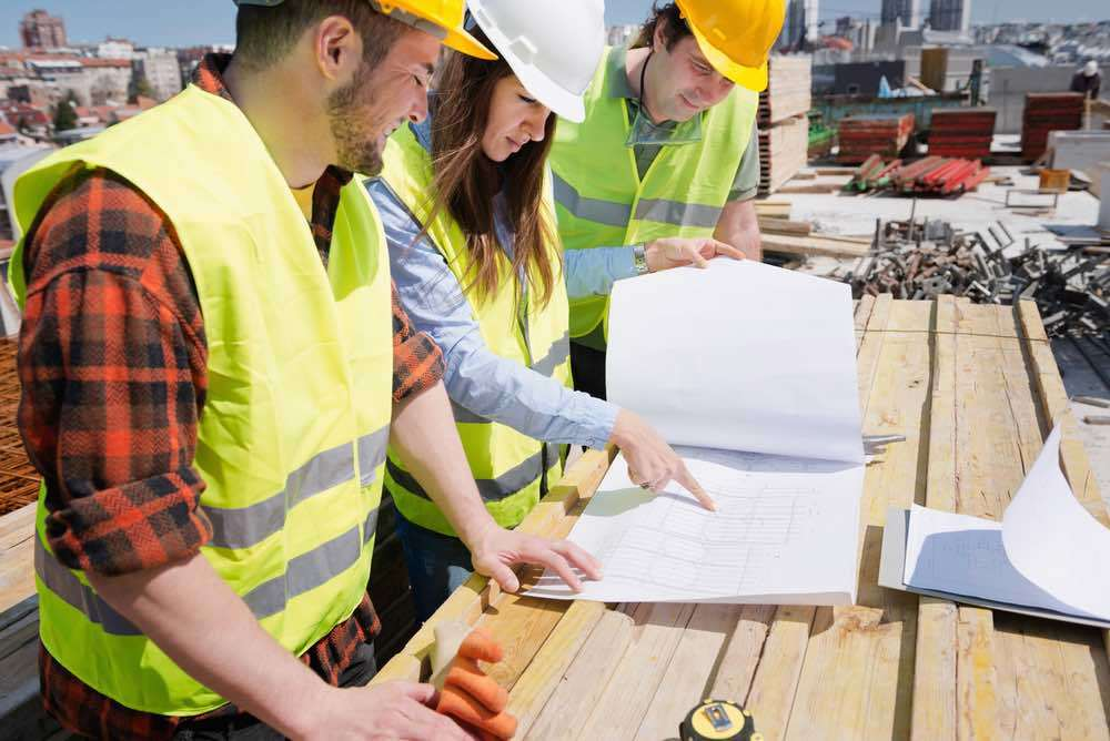 Roofing blueprint