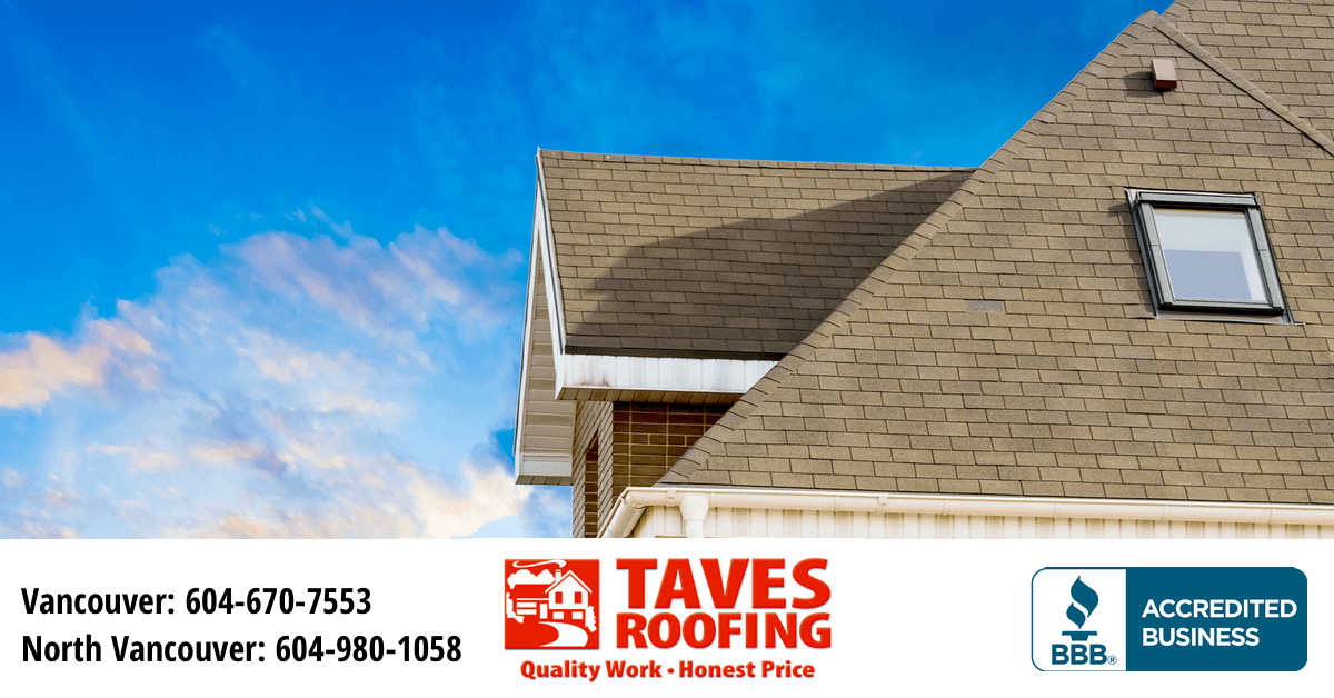 Mission BC roofing