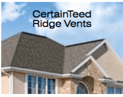 certainteed ridge vents
