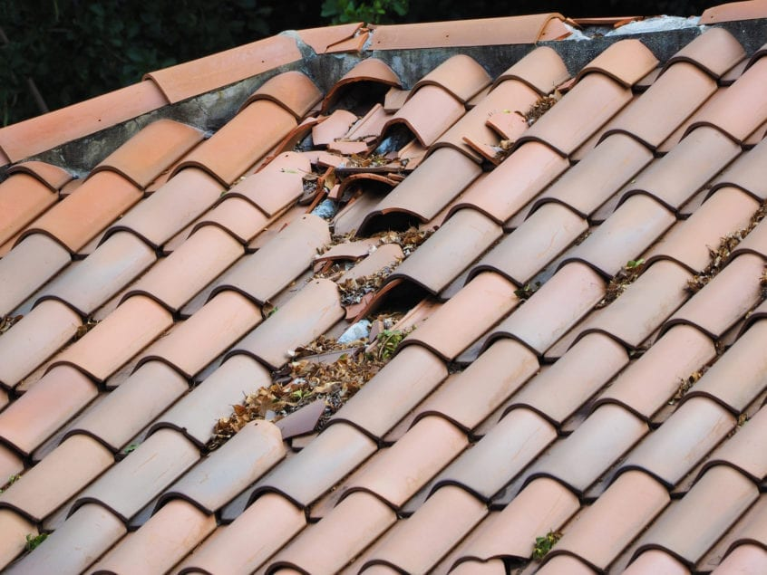 reroof or new roof